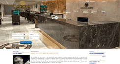 Preview of hotelpuntadeleste.com.ar
