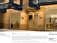 Tablet Preview of hotelpuntadeleste.com.ar